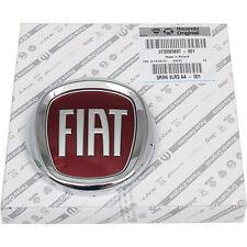 Genuine Fiat 124 Spider Panda 500 & 500c Rear Tailgate Boot Trunk Badge