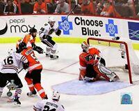"Patrick Kane Chicago Blackhawks Stanley Cup Winning Goal Photo (Size: 8"" x 10"")"