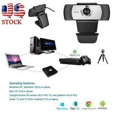 New listing Webcam 720P Usb Web Camera Video Camera Microphone for Pc Laptop Desktop Us