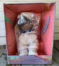 VINTAGE 1985 Mattel My Child Doll - African American/Black - BOY - SAILOR In Box