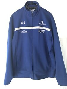 Godolphin Zip Up Track Jacket - Staff Issued - 2020/2021 Kit - Under Armour