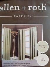 Allen and Roth  Parksley Rod Pocket Panel