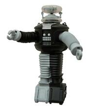 Diamond Select Lost in Space Robot B-9 Anti Matter Electronic 11 Inch Talk