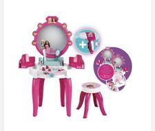 Smyths- Barbie Dressing Table And Stool