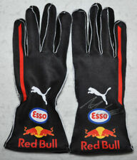 Max Verstappen Signed Replica 2019 Gloves Pair with Photo Proof