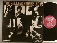 Rolling Stones, The  The Rolling Stones, Now! R&B; Blues Rock  Mono Maroon Boxed