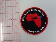 Somalia Battle for the Black Sea Patch  Task Force Ranger  Delta SOAR 160