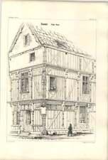 1858 Beauvais, Timber House