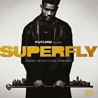 21 SAVAGE & LIL WAYNE FUTURE-SUPERFLY (ORIGINAL  SOUNDTRACK) CD NEU