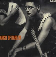 "U2 ‎– Angel Of Harlem (1988 UK VINYL SINGLE 7"" 45)"