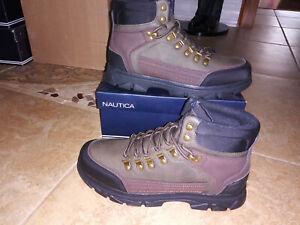 NEW $85 Mens Nautica Cobie Boots Shoes, size 9