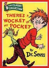 There's a Wocket in My Pocket by Dr. Seuss (Paperback, 1997) USED GC