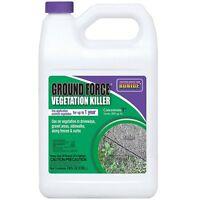 Bonide 5131 Ground Force Vegetation Killer Concentrate, 1-Gallon