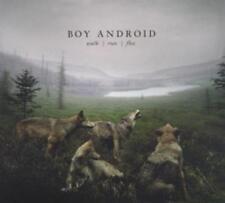 Boy Android-Walk/RUN/Flee/4