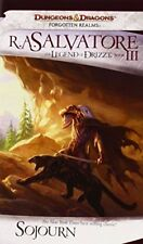 Sojourn (The Legend of Drizzt, Book III)-R.A. Salvatore