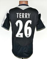 CHELSEA LONDON 2004/2005 AWAY FOOTBALL SHIRT JERSEY UMBRO #26 TERRY SIZE S ADULT