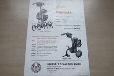 197286) Schanzlin - Motorhacke - Prospekt 03/1959