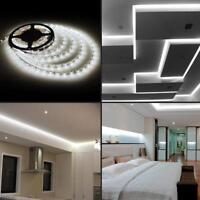 300 LEDs Strip Streifen LED Licht 5m Band Leiste mit  Weiß(SMD 3528) DC 12V-SA