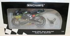 Minichamps 1/12 Scale -122 143038 Yamaha YZR-M1 Monster Tech3 Bradley Smith 2014