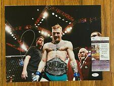 Conor McGregor Signed 11x14 Photo Autographed AUTO JSA COA UFC MMA