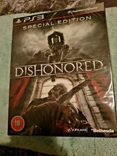 Dishonored Special Edition For Sony Ps3/PlayStation 3 Game Exclusive New &Sealed