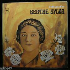33 T  VINYL - L'ALBUM D'OR BERTHE SYLVA
