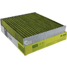 MANN-FILTER Biofunctional Pollenfilter Innenraumfilter für Allergiker FP 1919