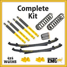 Old Man Emu Suspension Bundle for Nissan Navara D40 COMPLETE KIT Lift 2010-15 V6