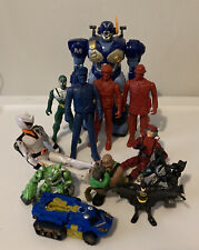 Massive Lot Of Assorted Transformers, Actions Figures???-A7