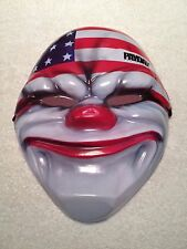 PAYDAY The Heist Clown Joker MASK! SDCC Comic Con~Get Before HALLOWEEN! HURRY!!