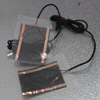 Protable USB calefacción calentador placa caliente para zapatos gol DP