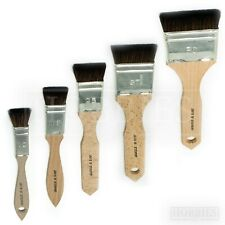 Javis Flat Paint Brush Model Hobby Dope Soft Brushes 12 18 37 50mm Wide