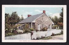 1903 General Lee's Headquarters at Gettysburg Pennsylvania military postcard