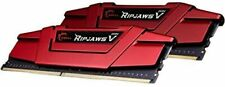 Memoria Ram G.Skill Ripjaws V F4-3200C15D-16GVR 16GB (2x8GB) DDR4 3200MHz CL15