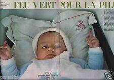 Coupure de presse Clipping 1966 Feu vert pour la Pilule  (10 pages)