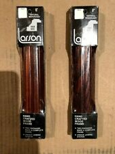 "Lot Of (2) Larson Juhl Hand Crafted Wood Frame 8"" NEW"