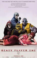 "Ready Player One movie poster (n)  - 11"" x 17"" - Breakfast Club"