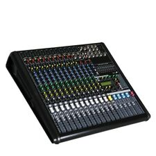 Professional 12 channel digital audio mixer