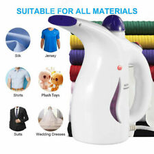800W Handheld Clothes Garment Steamer Portable Fabric Laundry Steam Travel Home