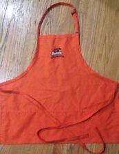 "Oregon State University ""grill Master"" Orange Apron"