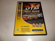 PC  DTM Race Driver - Director's Cut