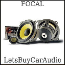 "FOCAL ES130K HIGH GRADE K2 POWER KEVLAR CONE 5.25"" (13CM) 2 WAY COMPONENT KIT"