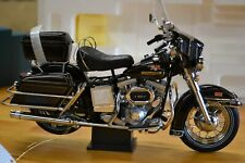 NOS 1:10 Scale 1976 Harley-Davidson Electra Glide by Franklin Mint Beautiful