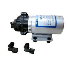 HSH-Flo 24VDC Mini Diaphragm Pump Boost Househould Water and Seawater Desalt