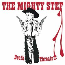 THE MIGHTY STEF - DEATH THREATS   CD NEUF