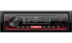 JVC KD-X260BT MP3 Digital Media Player Bluetooth iHeart Radio Pandora Spotify