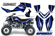 POLARIS OUTLAW 450 500 525 2006-2008 GRAPHICS KIT CREATORX DECALS SPEEDX BLB