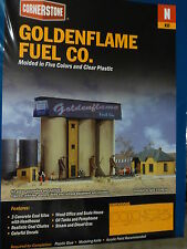 Walthers Cornerstone N #3246 Goldenflame Fuel Co. -- Kit