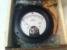 New Metermaster Ammr36 Ammeter 0-300 Amps 400Hz #295502 1506002801