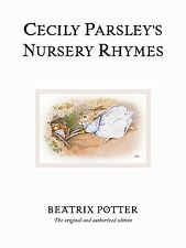 Cecily Parsley's Nursery Rhymes Beatrix Potter Colour Hardback (Book 23) Warne